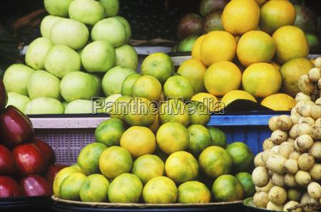 close up de frutas em uma