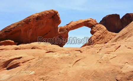 pedra deserto arco arcos natureza