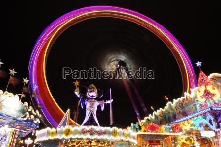festival popular na noite