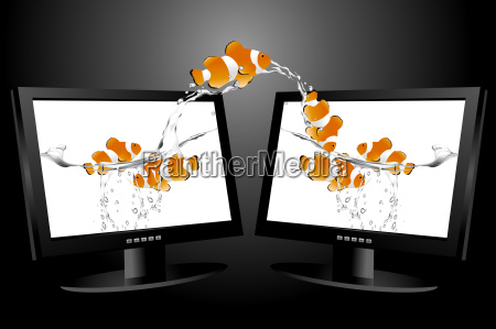 monitor lcd widescreen