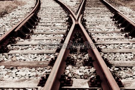 trem veiculo transporte faixas trilho curso