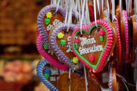 alimento doces feira funfair octoberfest coracao
