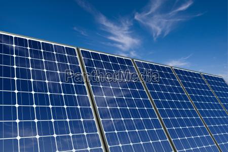 ambiente poder celula solar energia solar