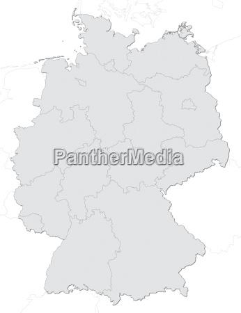 alemanha, mapa - 4048615