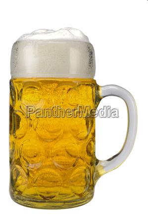 caneca de cerveja bavaria