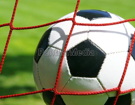 futebol no objetivo do objetivo futebol