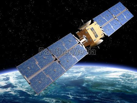 comunicacao via satelite