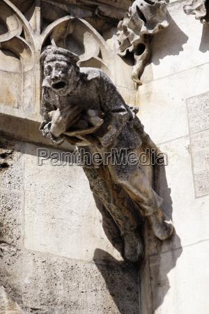 igreja pedra catedral fachada estilo de