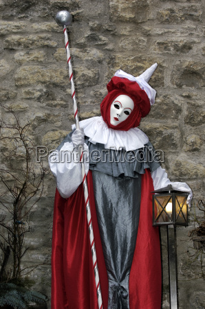 mascara venetian do carnaval