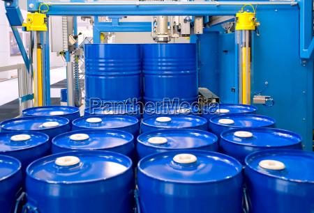 maquina de enchimento do cilindro