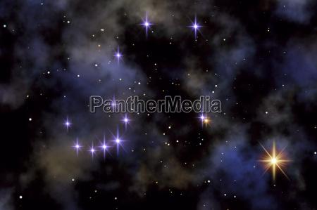universo astrologia estrelas asteriscos constelacao astronomia