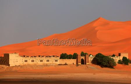 hotel duna marrocos sahara kasbah erg