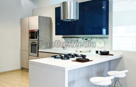 mobiliario moderno cozinha interior oportuno neuzeitlich