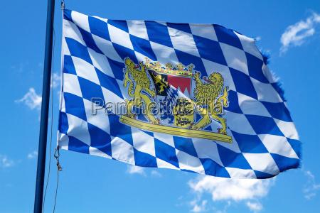 bandeira de baviera