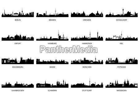 alemanha principais cidades