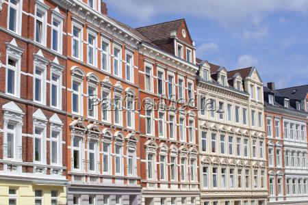 fachada estilo de construcao arquitetura art