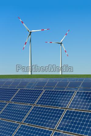 campo poder forca do vento energia