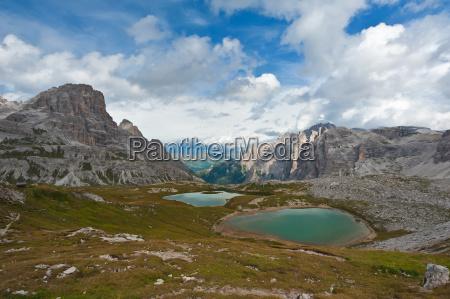 battlements lakes