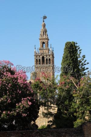 espanha patrimonio cultural mundial mesquita andaluzia