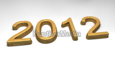 data dourada 2012 comeca a derreter