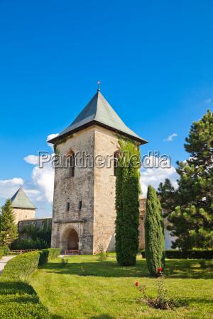 torre historico monumento famoso entrada verao