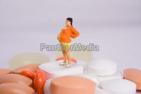 vitamina vitaminas gravidez medicina comprimido pilula