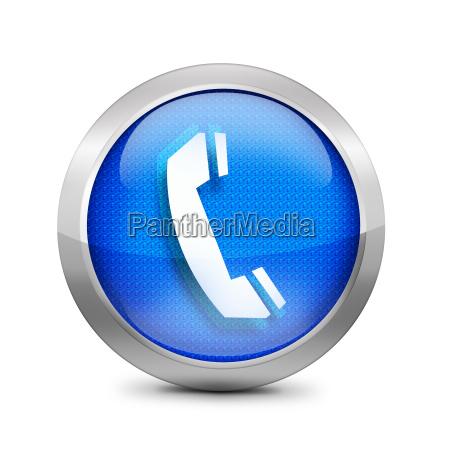 telefone de botao