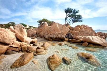 spiaggia capriccioli