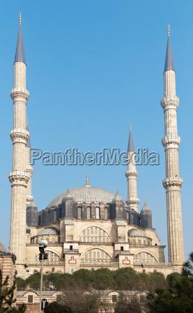 mesquita selimie em edirne