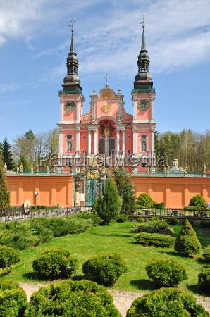 o famoso santuario de swieta