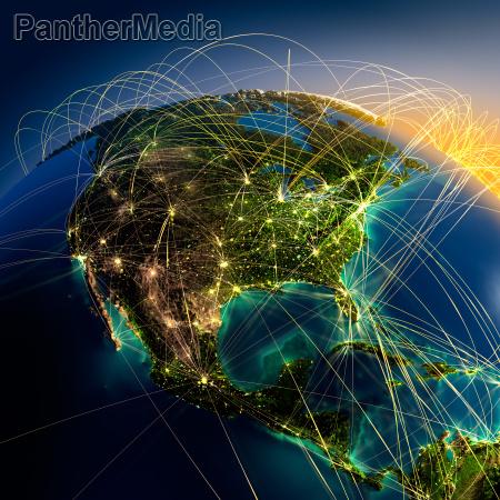 transporte rota companhia aerea globo terra