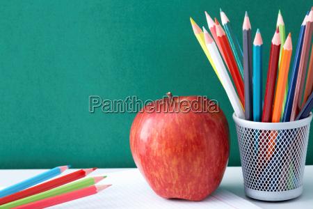 alimento tabela ferramenta objeto educacao close
