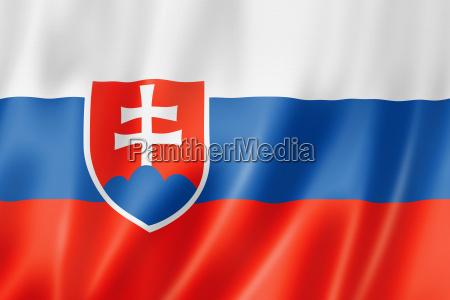 bandeira eslovaca