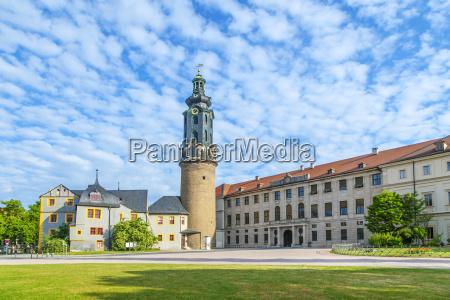 cidade castelo de weimar na alemanha