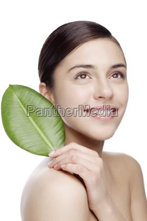 cuidado natural do corpo