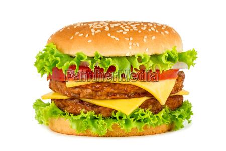 cheeseburger duplo