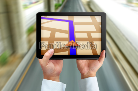gps touchpad