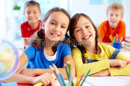 diligent pupils