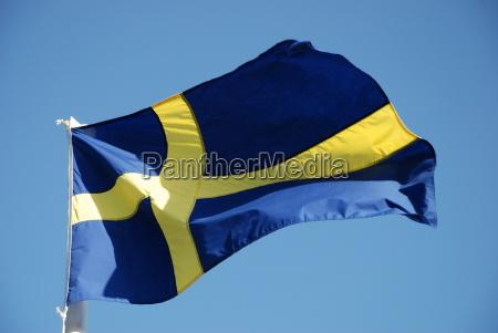 banner flag banner sweden sweden