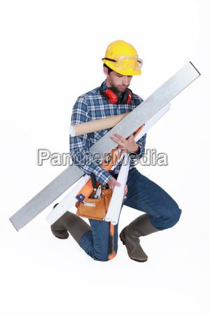 construir caucasiano ocupado arquiteto desenvolvedores construtores