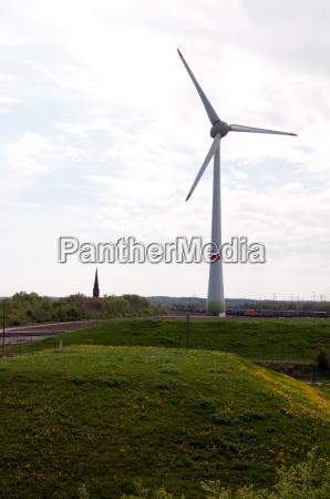 ambiente verde poder hamburgo campanario energia