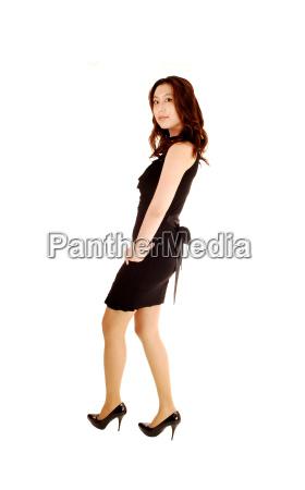 mulher pernas belo agradavel liberado moda