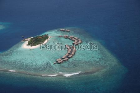 island of the maldives