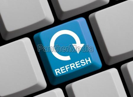atualizar rede on line