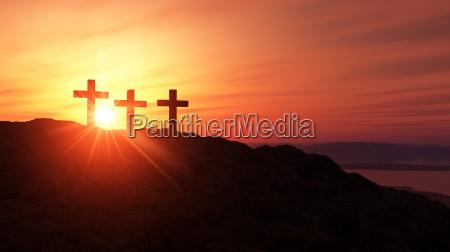 3 cruzes na cimeira