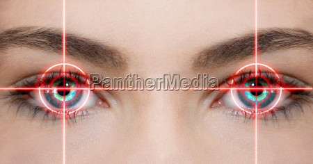 olho laser