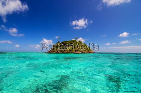ceu idilico tropical turquesa colombia caribbean