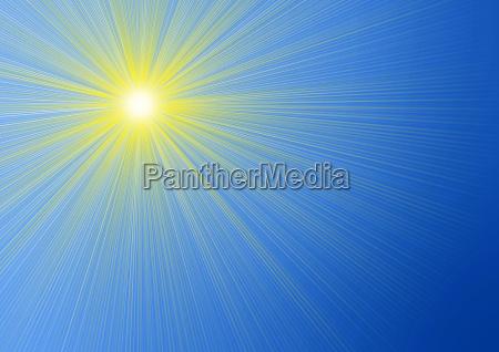 luz grafico ilustracao irradiar luz do