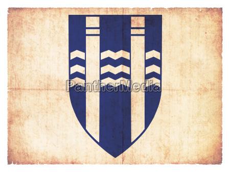 cidade capital bandeira islandia estilo