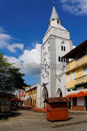 igreja de alcala colombia